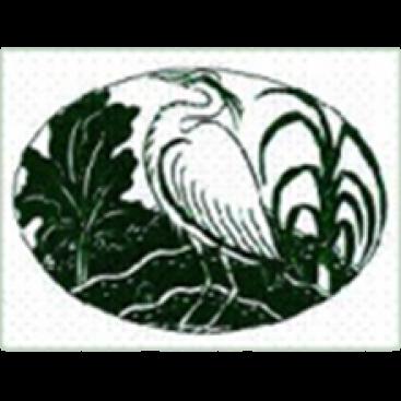 Herons Folly Garden Sussex glass