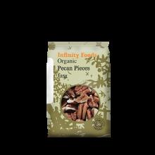 Organic EXTRA Large Pecan Pieces
