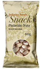 Pistachio Nuts - roasted & salted