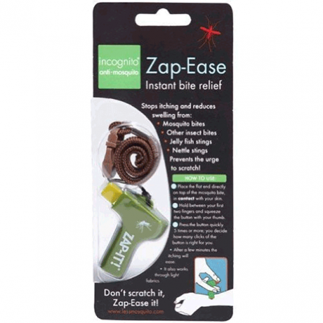 Zap-Ease - insect bite relief gadget