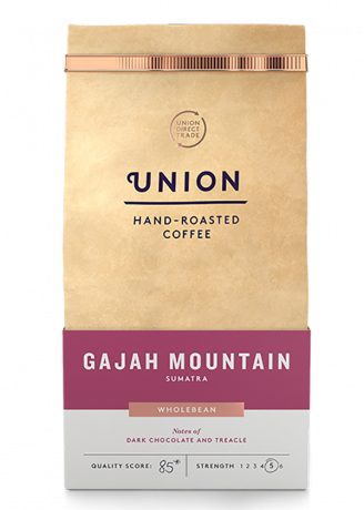 Whole Bean Gajah Mountain Sumatra