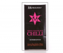 Organic Dark Chocolate Bar - Chilli