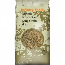 Organic Brown Rice Long Grain