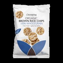 Organic Brown Rice Chips
