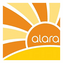 Alara breakfast cereals in compostable packaging