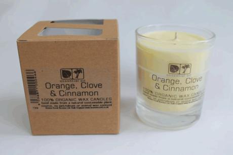 Orange & Clove 20cl Aromapot Candle - single