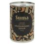Organic Mushroom Soup