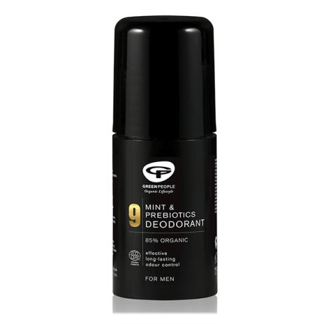 Organic Mint & Prebiotics - Deodorant