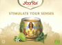 "Yogi Tea ""Feel good..."" Point of Sale Booklets free of charg"