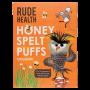Organic Honey Spelt Puffs