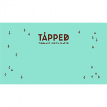 TAPPED birch water cylindrical Tetra