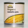Organic Sweetcorn - easy open can -French - New!