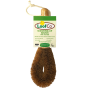 Coir Washing-Up Brush with wood handle