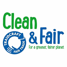Clean & Fair Fair Trade wrapped soap bars & handwash