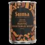 Organic Rustic Vegetable Soup