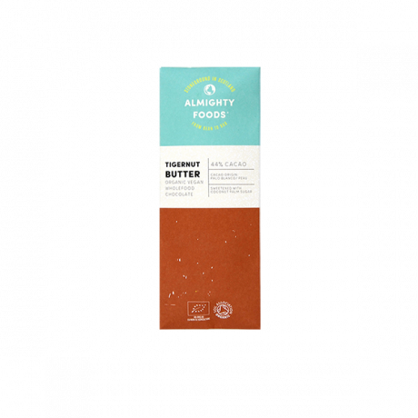 Organic Tigernut Butter Chocolate