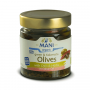 Organic Green & Kalamata Olives, Chilli & Herbs in Olive Oil