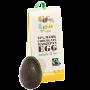 Organic Marzipan Egg - Dark