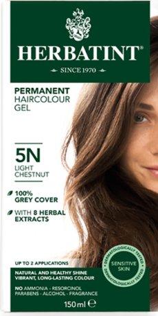 5N - Light Chestnut - Hair Colour