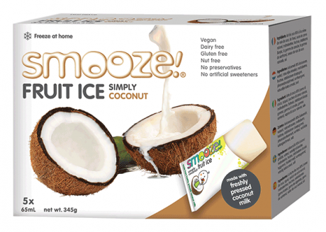 Simply Coconut Ice