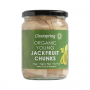 Organic Jackfruit (young chunks) in salted water - large