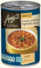 Organic Hearty French Country Veg Soup