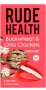 Organic Buckwheat & Chia Crackers