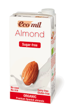 Organic Natural Almond Drink - no added sugar