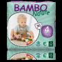 4 - Maxi Bambo Nappies (471210 Beaming Baby)