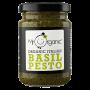 Organic Basil Pesto - Vegan