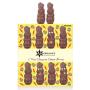 Organic Milk Cheeky Easter Bunnies (8)