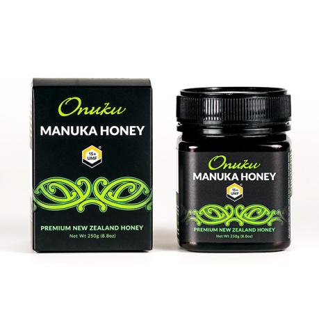 15+ UMF Manuka Honey - single jar - sml