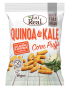 Quinoa & Kale Puff White Cheddar & Jalapeño