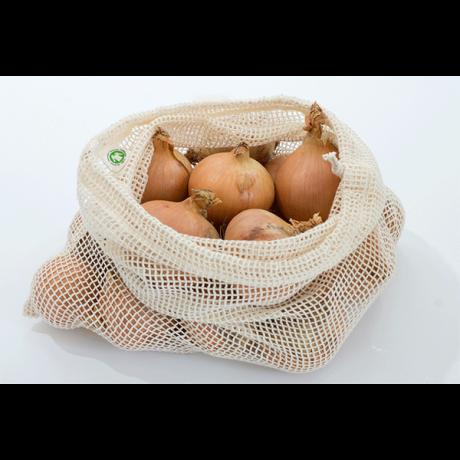 Organic Vegetable Mesh Bag - Medium