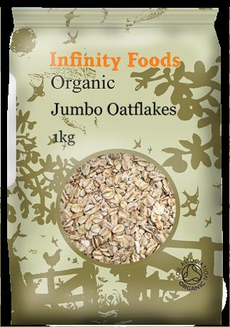 Organic Jumbo Oatflakes