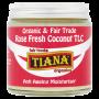 Organic Rose Coconut Moisturiser (single jar)