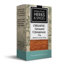 Organic Cinnamon Ground