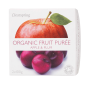 Organic Apple & Plum Purée