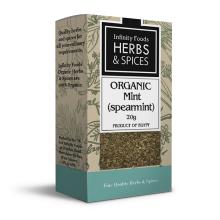Organic Mint (Spearmint)