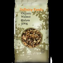 Organic Walnut Halves - Light