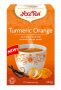 Organic Turmeric Orange Tea