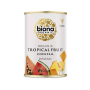Organic Tropical Fruit Cocktail - tinned in juice