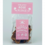 Organic Rose Crumbly Fudge