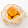 Organic Vegetable Mesh Bag - Large