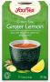 Organic Green Ginger Lemon Tea