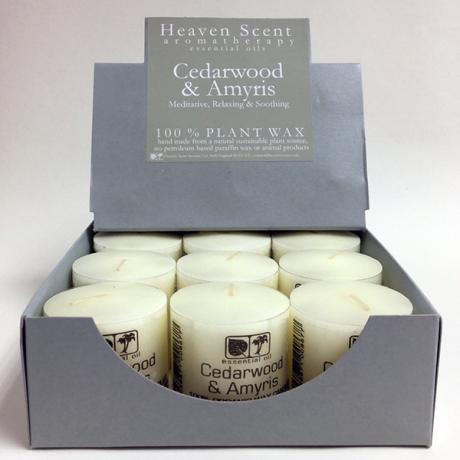 Himalayan Cedarwood & Haiti Amyris Candles