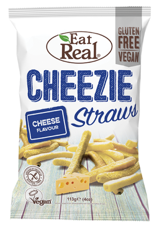 Cheezie Potato Straws - large