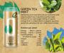 Organic Mint Green Tea Energy Drink