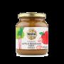 Organic Apple & Rhubarb Purée - jar