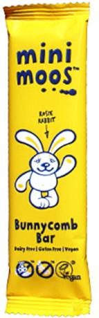 Organic Bunnycomb Bar